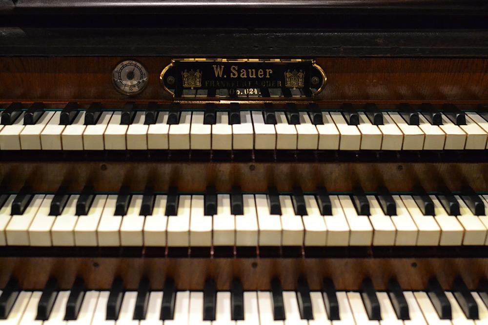 Die Sauer-Orgel